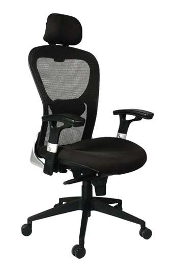 Basflex sillas de oficina gerencia polo hp 100 for Fabrica de sillas para oficina