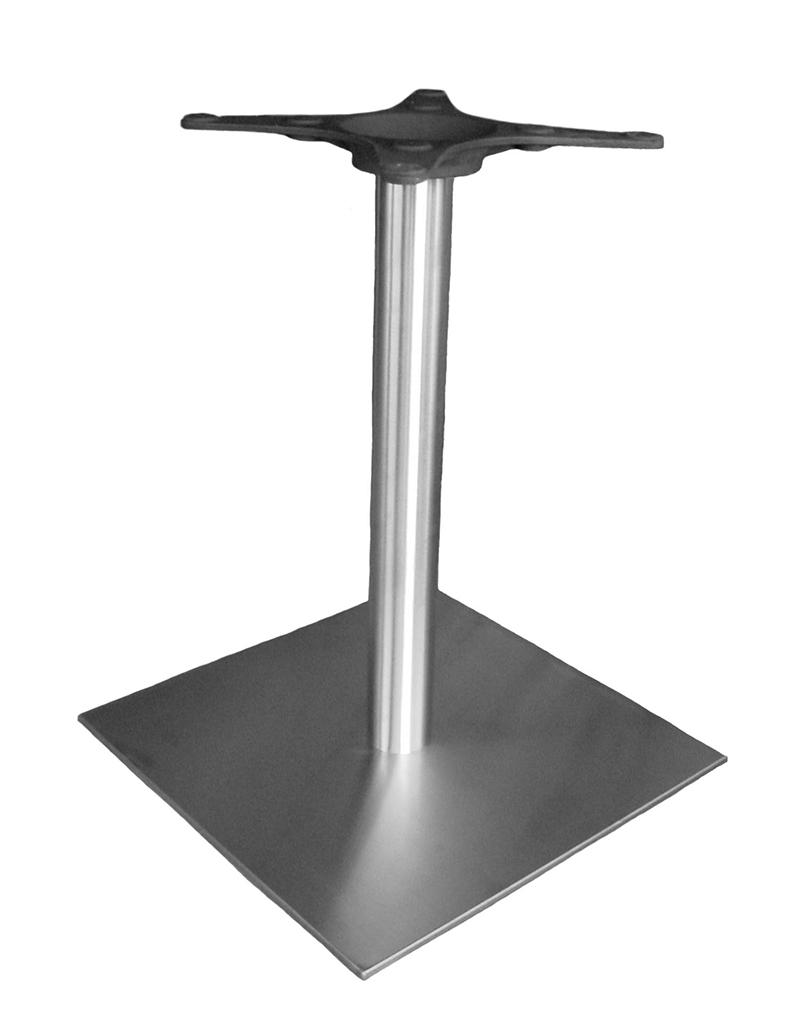 Basflex componentes muebles bases muebles base for Pedestales metalicos para mesas