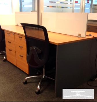 Basflex mobiliario mobiliario linea panel for Especificaciones tecnicas de mobiliario de oficina