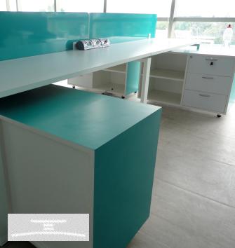 Basflex mobiliario mobiliario estaci n de for Especificaciones tecnicas de mobiliario de oficina