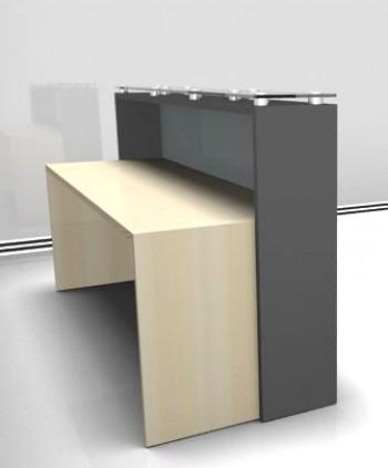 Basflex mobiliario mobiliario mueble para for Mobiliario recepcion oficina