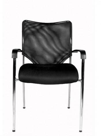 Basflex sillas de oficina silla visita flow for Sillas de visita para oficina
