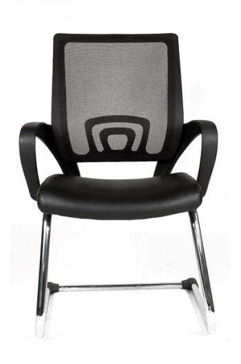 Basflex sillas de oficina silla visita ventus for Sillas de visita para oficina