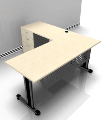 basflex mobiliario mobiliario escritorio recto