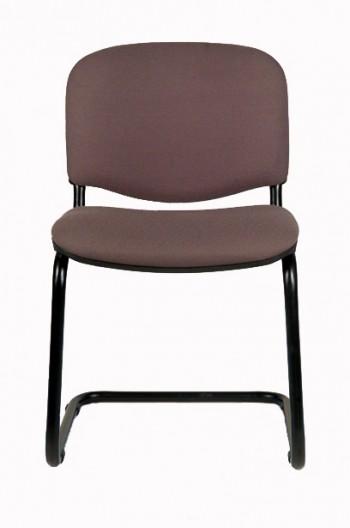 Basflex sillas de oficina silla visita iso z for Sillas de visita para oficina